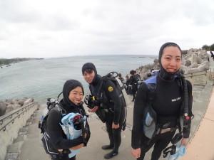 本島北部・瀬底島